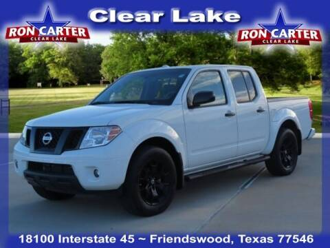 2018 Nissan Frontier for sale at Ron Carter  Clear Lake Used Cars in Houston TX