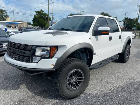 2011 Ford F-150 for sale at CHECK AUTO, INC. in Tampa FL