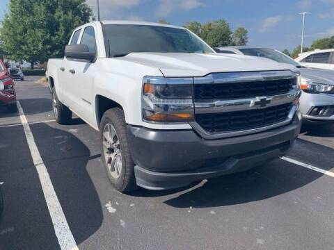 2018 Chevrolet Silverado 1500 for sale at Planet Automotive Group in Charlotte NC
