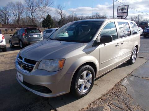 2013 Dodge Grand Caravan for sale at High Country Motors in Mountain Home AR
