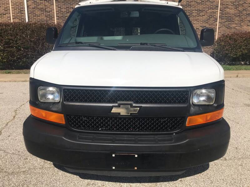 2013 Chevrolet Express Cargo 2500 3dr Cargo Van w/ 1WT - Cleveland OH