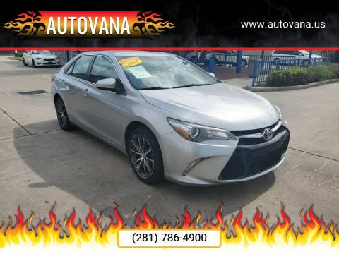 2017 Toyota Camry for sale at AutoVana in Humble TX