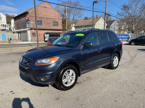 2011 Hyundai Santa Fe for sale at Capital Auto Sales in Providence RI