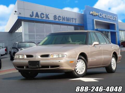 1998 Oldsmobile Eighty-Eight for sale at Jack Schmitt Chevrolet Wood River in Wood River IL