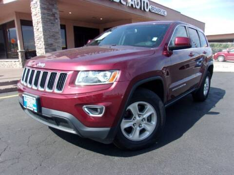 2016 Jeep Grand Cherokee for sale at Lakeside Auto Brokers Inc. in Colorado Springs CO