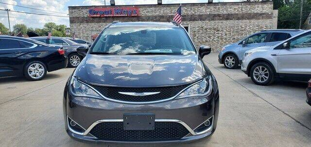 2017 Chrysler Pacifica for sale at Great Ways Auto Finance in Redford MI