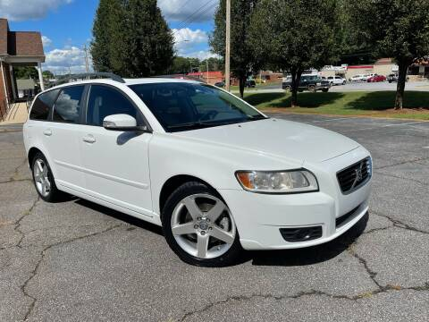 2008 Volvo V50 for sale at Mike's Wholesale Cars in Newton NC