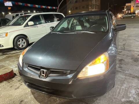 2005 Honda Accord for sale at Capitol Hill Auto Sales LLC in Denver CO