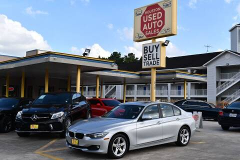 2013 BMW 3 Series for sale at Houston Used Auto Sales in Houston TX