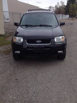 2004 Ford Escape for sale at TTT Auto Sales in Spokane WA