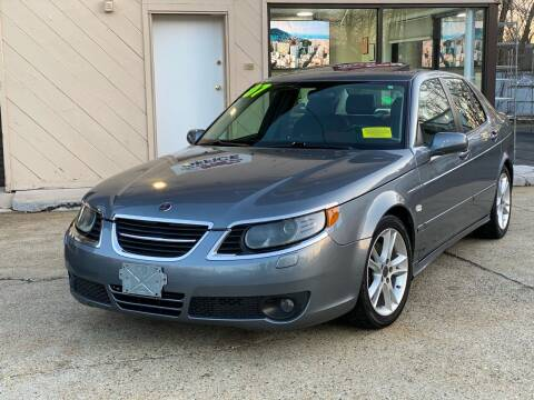 2007 Saab 9-5 for sale at Eagle Auto Sales LLC in Holbrook MA