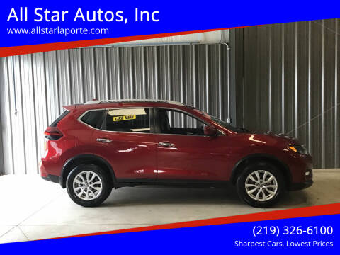 2018 Nissan Rogue for sale at All Star Autos, Inc in La Porte IN