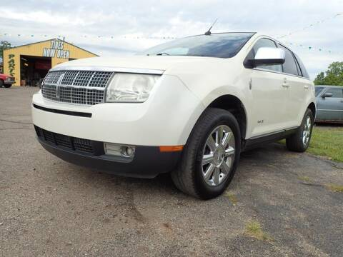 2008 Lincoln MKX for sale at RPM AUTO SALES in Lansing MI