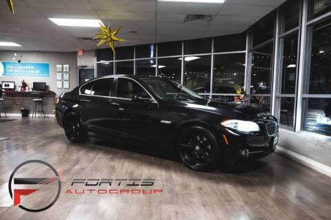 2013 BMW 5 Series for sale at Fortis Auto Group in Las Vegas NV