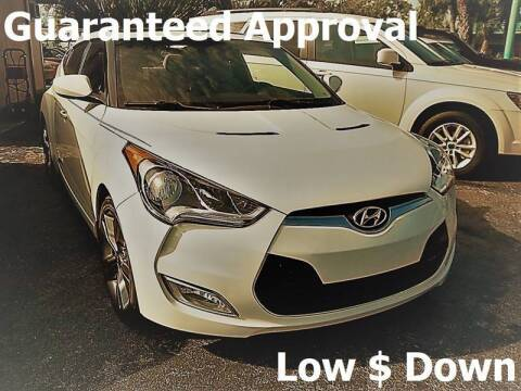 2013 Hyundai Veloster for sale at PJ's Auto World Inc in Clearwater FL