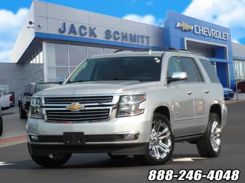 2020 Chevrolet Tahoe for sale at Jack Schmitt Chevrolet Wood River in Wood River IL
