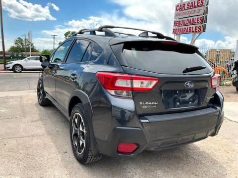 2019 Subaru Crosstrek for sale at ELITE MOTOR CARS OF MIAMI in Miami FL