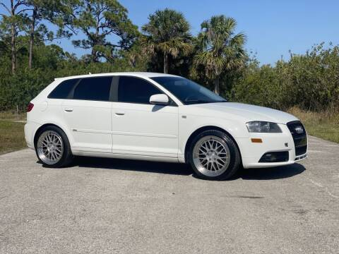 2008 Audi A3 for sale at D & D Used Cars in New Port Richey FL