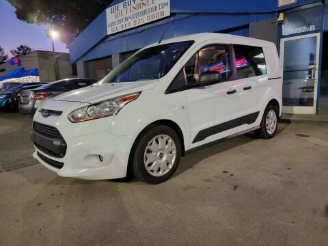 2018 Ford Transit Connect Cargo for sale at Capital Motors in Raleigh NC