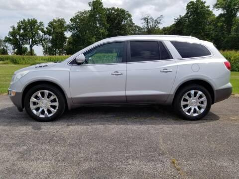 2011 Buick Enclave for sale at All American Auto Brokers in Anderson IN