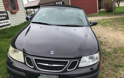 2004 Saab 9-3 for sale at Richard C Peck Auto Sales in Wellsville NY