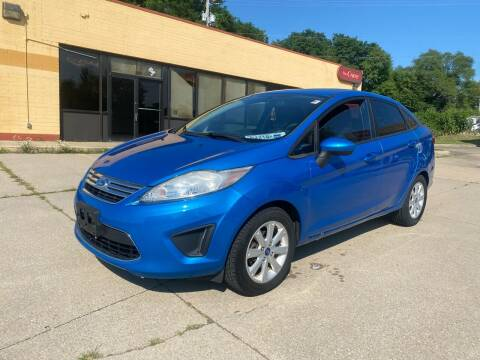 2012 Ford Fiesta for sale at Xtreme Auto Mart LLC in Kansas City MO