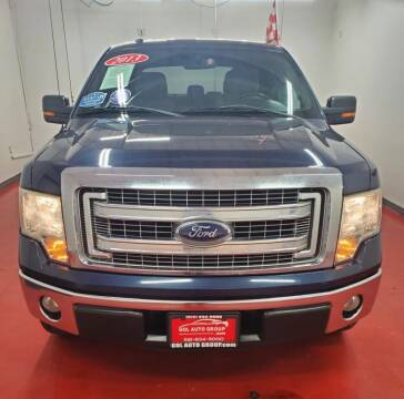 2013 Ford F-150 for sale at GOL Auto Group in Austin TX