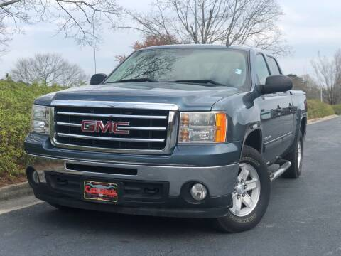 2013 GMC Sierra 1500 for sale at William D Auto Sales in Norcross GA