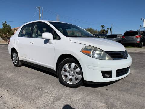 2007 Nissan Versa for sale at Boktor Motors in Las Vegas NV