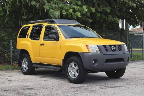 2008 Nissan Xterra for sale at No 1 Auto Sales in Hollywood FL