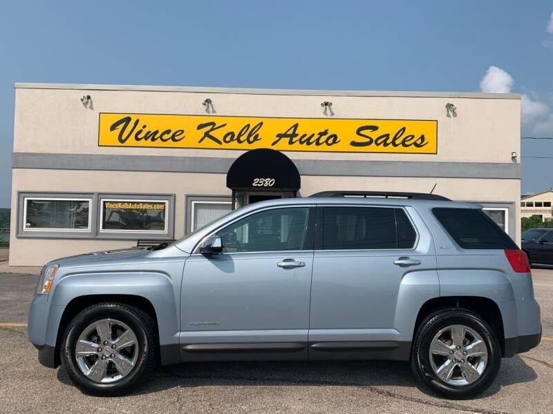 2015 GMC Terrain for sale at Vince Kolb Auto Sales in Lake Ozark MO
