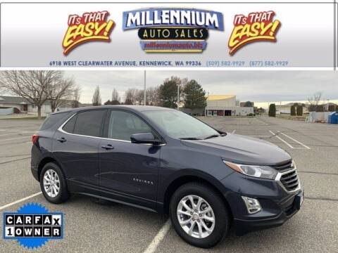 2019 Chevrolet Equinox for sale at Millennium Auto Sales in Kennewick WA