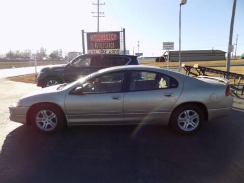 1998 Dodge Intrepid for sale at MYLENBUSCH AUTO SOURCE in O` Fallon MO