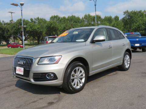 2016 Audi Q5 for sale at Low Cost Cars North in Whitehall OH