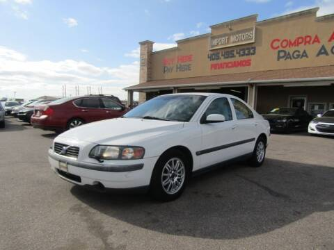 2004 Volvo S60 for sale at Import Motors in Bethany OK