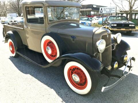 1934 Ford F-100 for sale at Black Tie Classics in Stratford NJ