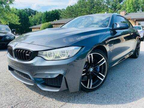 2015 BMW M4 for sale at Classic Luxury Motors in Buford GA