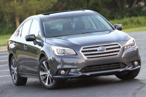 2015 Subaru Legacy for sale at MGM Motors LLC in De Soto KS