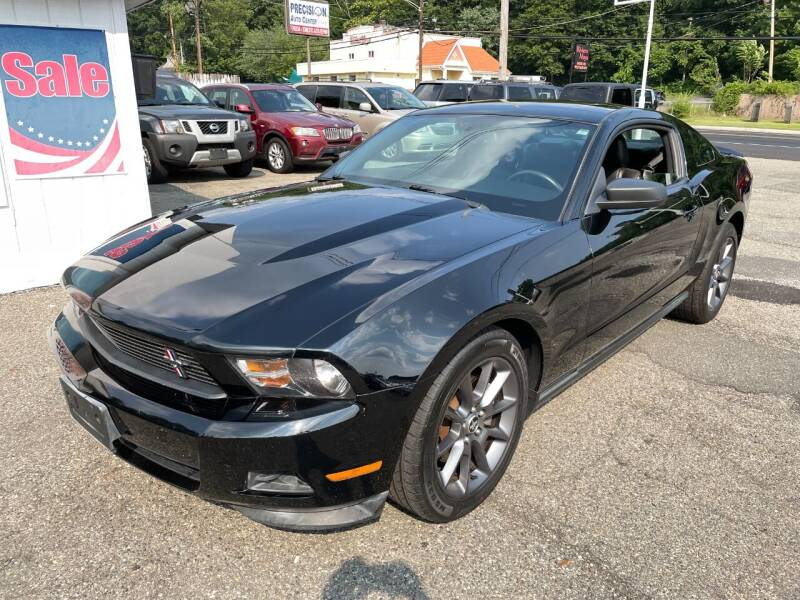 2011 Ford Mustang for sale at Auto Banc in Rockaway NJ