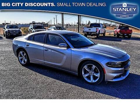 2017 Dodge Charger for sale at STANLEY FORD ANDREWS in Andrews TX