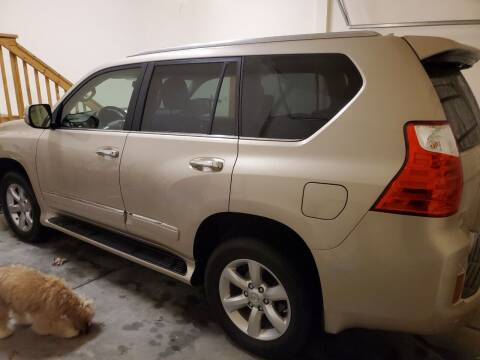 2013 Lexus GX 460 for sale at European Performance in Raleigh NC