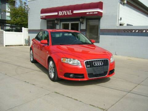 2008 Audi A4 for sale at Royal Auto Inc in Murray UT