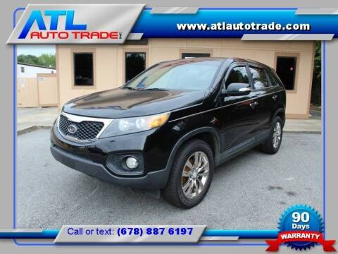2011 Kia Sorento for sale at ATL Auto Trade, Inc. in Stone Mountain GA