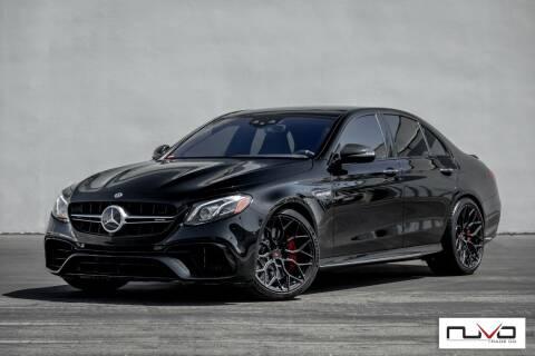 2018 Mercedes-Benz E-Class for sale at Nuvo Trade in Newport Beach CA
