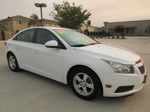 2013 Chevrolet Cruze for sale at 2Win Auto Sales Inc in Oakdale CA
