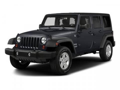 2017 Jeep Wrangler Unlimited for sale at Van Griffith Kia Granbury in Granbury TX
