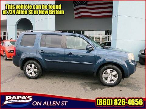 2011 Honda Pilot for sale at Papas Chrysler Dodge Jeep Ram in New Britain CT