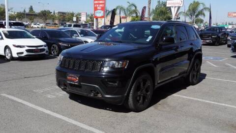 2019 Jeep Grand Cherokee for sale at Choice Motors in Merced CA