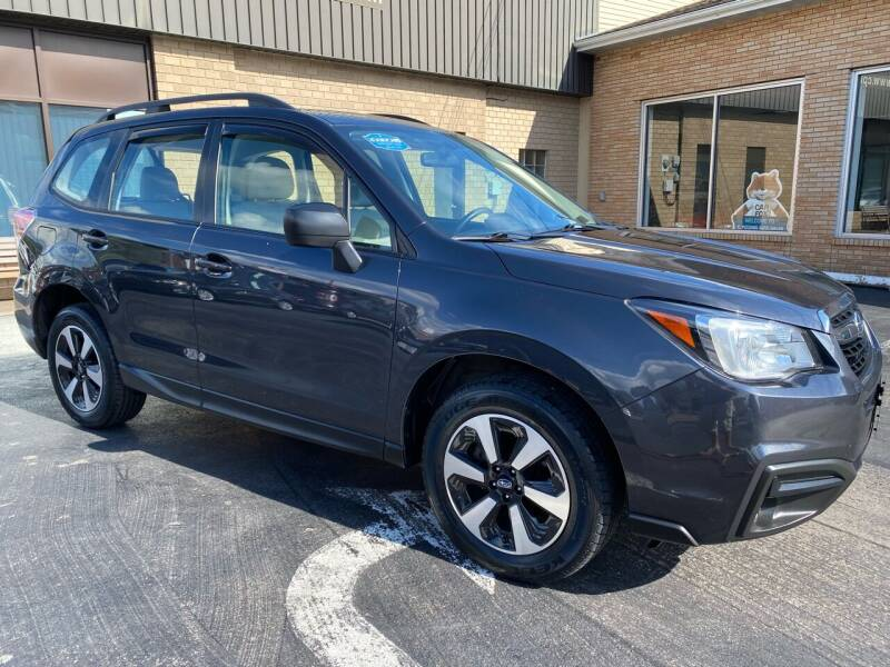 2018 Subaru Forester for sale at C Pizzano Auto Sales in Wyoming PA