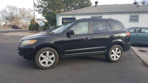 2007 Hyundai Santa Fe for sale at BRAMBILA MOTORS in Pocatello ID